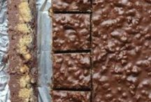Cakes, Brownies and Bars