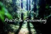 BOS: Meditation & Grounding / by Christina Fanning