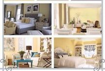 """2014 Color of the Year: Turning Oakleaf / Our 2014 Color of the Year is Turning Oakleaf, a buttercream yellow that evokes tranquility and is the perfect """"no fail"""" yellow."""