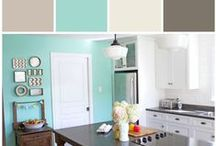 Voice of Color Paint Colors in Real Homes / View homeowners' use of PPG Voice of Color paint colors by Porter Paints and PPG Pittsburgh Paints in real homes / by PPG Voice of Color