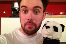 #PassThePanda / We've unleashed cuddly pandas named by WWF-UK supporters into the world to help spread the #EarthHourUK message. Here's some of our favourite selfies from their travels!