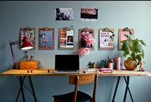 interieur: bureau / office ideas