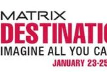 MATRIX DESTINATION / Matrix education encourages you to dream big, aim higher, and accomplish more to IMAGINE ALL YOU CAN BE. MATRIX DESTINATION EVENT is on January 23rd-25th 2016 in Orlando Florida. Experience 3 exhilarating days of matrix education, led by our award-winning artists! Attend an inspirational hair show by NAHA Award-Winning artists & feel the passion of our industry! Register Now: http://bit.ly/matrixdestination / by MATRIX