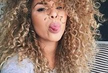 Curly Haired Beauties / This board is dedicated to all things curly hair related! All of the styles, inspiration and products you need are right here!  / by MATRIX