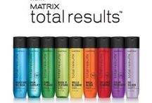 Total Confidence / Matrix Total Results gives you Total Confidence to rock the hairstyle you were born to wear / by MATRIX