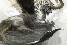 Mythological Beings
