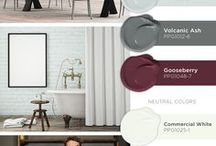 Generational Color Palettes & Paint Colors / Each generation and age group has different color tastes. Learn what color schemes and paint palettes Millennials, Baby Boomers, Seniors, and Gen X age groups are attracted to.
