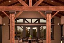 Exterior & Interior Wood Stain Inspiration by PPG ProLuxe
