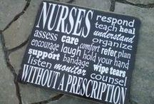 Nurses Are... / How would you describe a nurse today?  / by Fancy Scrubs