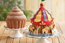 Gigantic Cupcakes