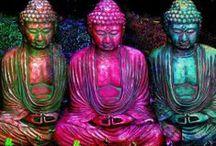 Stillness. Peace. Lovingkindness.