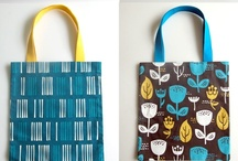 Bags, Totes & More / Inspiration for making things to hold other things