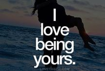 Love <3 / Love quotes:). / by Kaitlin Love