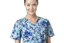 Carhartt Medical Uniforms / Carhartt, the brand you know and trust makes medical uniforms too! / by Fancy Scrubs