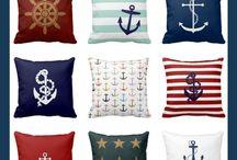 Nautical Anchor Anchors Away / by LA Morse