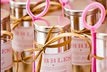 Wedding Favors / Creative favours that guests will enjoy