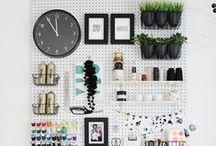 Craft rooms / by Camila Mayumi