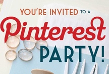Pinterest Party!!! / by Jamie Stringham