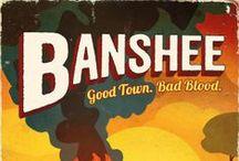 'Banshee' Filmed in North Carolina / Cinemax's 'Banshee', filmed in Charlotte, North Carolina. See more at www.NCHollywood.com!
