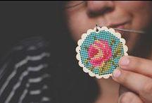Embroidery / by Camila Mayumi