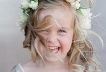 Flower Girls & Ring Bearers / Kids bring the fun!