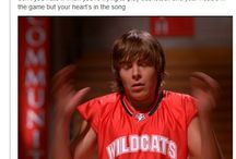 High school musical my love / Troy is bae / by Isabella Howell