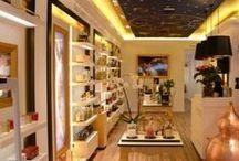 Alqvimia Store & Spa / Nuevo espacio Alqvimia Spa donde podrás conocer, probar y comprar nuestros productos, además de disfrutar de los tratamientos Alqvimia.  Alqvimia Spa un spa urbano situado en el corazón de Barcelona y Madrid.