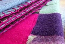 Stashbusters - Fabric & Quilting / Ideas and inspiration for using my fabric & felt