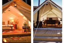 my glamping / One day we'll retire and travel in style... / by INSPIRE BY ALIX