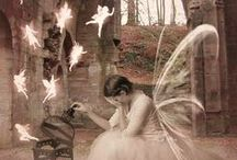 my fairytales / Childhood dreams, and all things fairy. / by INSPIRE BY ALIX