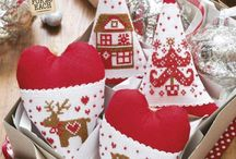 Cross Stitch ♡ Christmas