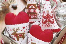 Cross Stitch ♡ Christmas