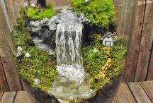 »÷ DIY fairy homes ÷«
