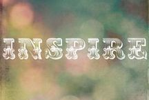One Little Word 2015 - INSPIRE