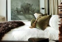 INTERIORS: Bedrooms / by Denise Hunter