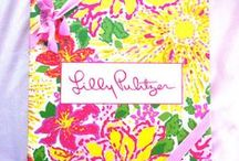 Lilly Pulitzer / These prints make me so happy!  ♡