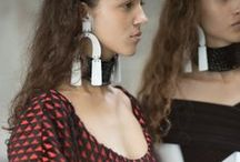 M'O + Proenza Schouler / The New York design duo infused their cool, urban signature with some Latin Flair this spring.