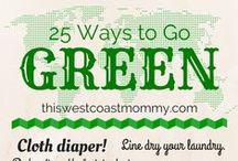 Sustainable Living / Eco Friendly, Zero Waste Tips & Tricks ♡