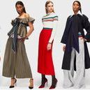 M'O + TOME / Tome has teamed up with Moda on an exclusive capsule spotlighting some of the label's best selling pieces—culottes, open back shirting, pleated caftans—with fresh and unique updates. Delivering at the start of summer, they offer a perfectly timed wardrobe refresh.