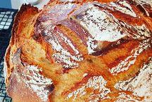 Brot und Salziges