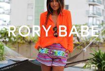 | RORY BABE |