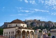 Travel: Athens / Sights, places, architecture and of course interesting cafes and restaurants that you should check out in Athens, Greece