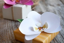 Gift Wrapping Ideas / Beautifully presented gifts or favors bring elegance and style to any celebration and will show your appreciation to those you care about.