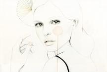 FASHION ILLUSTRATION / Fashion Illustration, fashion, mode, illustratie, drawings, paintings