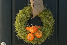 .::Fall Decor::. / by Nicole T.