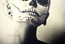 {dia de los muertos} / by Lauren Proux