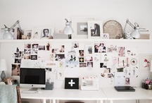 Creative Studio/Office / by Roxanne Benefiel