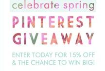 Celebrate Spring with gloProfessional.  / by Nancy Reid