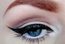 Eye makeup for Blue eyes / by PrissaJean