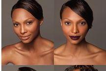 Makeup for Tan to Darker skin tones  / by PrissaJean